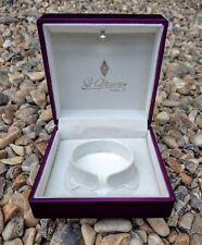 Diseño especial caja de regalo de la pulsera de luz LED con estuche de Burbuja de Lujo