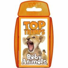 Top Trumps - Baby Animals Card Game