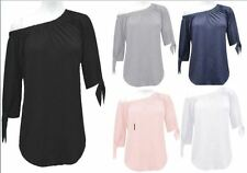 Waist Length Blouse Unbranded Casual Tops & Shirts for Women