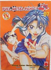 PLANET MANGA FULL METAL PANIC N. 7