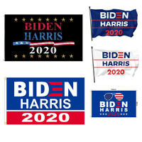 Biden Harris Flag President 2020 3x5 Feet Banner Joe Biden Kamala Harris Support