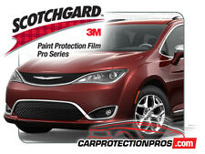 2018 Chrysler Pacifica Limited 3M Scotchgard PRO Series Clear Bra Bumper Kit