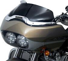 "1998-2013 Harley Davidson Road Glide WINDSHIELD 6.25"" Dark Tint WindScreen NEW"