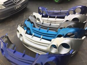 Ford Au Xr S2 Front Bumpers