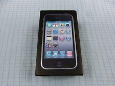 Apple iPhone 3GS 8GB Schwarz! Ohne Simlock! TOP ZUSTAND! OVP! RAR! IMEI gleich!