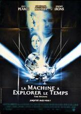affiche du film MACHINE A EXPLORER LE TEMPS (LA) 40x60 cm