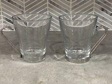 Bormioli Rocco Cappuccino/ Espresso Glass Mug Set