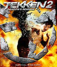 Tekken: Kazuyas Revenge (Blu-ray Disc, 2014) SKU 3807