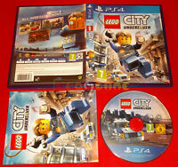 LEGO CITY UNDERCOVER Ps4 Versione Ufficiale Italiana 1ª Edizione ○ COMPLETO