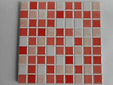 Pavimenti e piastrelle rossa per il bricolage e fai da te regali
