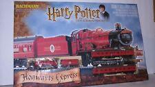 Harry Potter HOGWARTS EXPRESS Electric Train Set Chamber of Secrets 2002 NIB