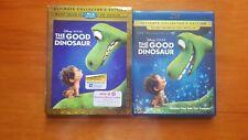 The Good Dinosaur (Blu-ray/DVD, 2016, 3D) RARE OOP SLIPCOVER *NO DIGITAL*