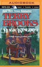 Landover: Magic Kingdom for Sale - Sold! 1 by Terry Brooks (2015, MP3 CD,...