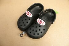 Crocs Boston Red Sox Classic Clog Unisex M7 / W9 Black