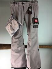 686 Smarty Cargo Insulated Pants - Women's XS - Grey - New