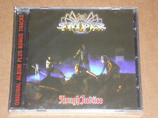SPIDER - ROUGH JUSTICE - CD + BONUS TRACKS SIGILLATO (SEALED)