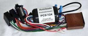 PC9-124 Peugeot Smart Lead Stalk Adapter for Sony Models 406 June 1999 Onwards