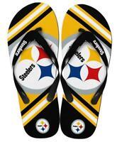Zehentreter Pittsburgh Steelers NFL Football,Sandale,Zehenlatschen,Badelatsche