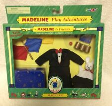 Madeline And Friends Play Adventures Magician Nib