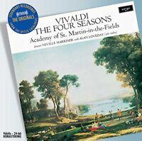 Alan Loveday - Vivaldi: The Four Seasons etc (DECCA The Originals) [CD]