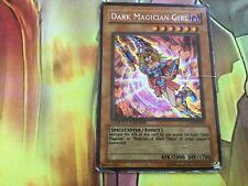Yugioh - Dark Magician Girl - CT2-EN004 - Limited Edition playworn