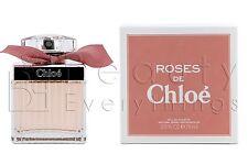 Roses De Chloe by Chloe 2.5oz / 75ml Eau De Toilette Spray NIB Sealed For Women