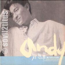 CD 2000 The Best Song From Andy Lau  劉德華 唱作俱佳作品集 #3821