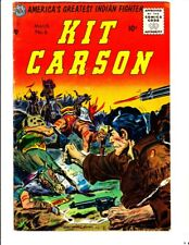 Kit Carson 6 (1955): FREE to combine- in Very Good/Fine condition