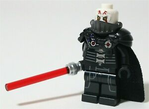 LEGO STAR WARS DARTH MALGUS MINIFIGURE OLD REPUBLIC - MADE OF GENUINE LEGO PARTS