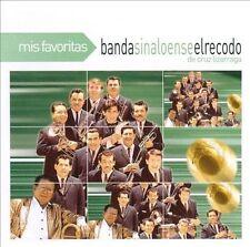 NEW - Mis Favoritas by Banda Sinaloense El Recodo De Cruz Lizarraga