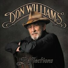 Reflections [Digipak] by Don Williams (CD, 2014, Sugar Hill)