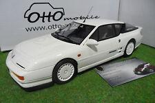 RENAULT ALPINE A610 ALBERTVILLE au 1/18 d OTTOMOBILE OTTO MODELS OT553 miniature