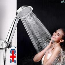 200% Alta presión Cromo Alcachofa de ducha Potente energía 40%Ahorro Agua Filtro