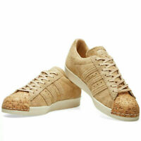 Adidas Originals BY2962 Superstar 80s Cork W Trainers Shoes Size RRP £99.99
