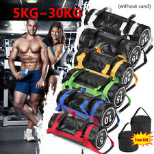 30KG Weighted Lifting Bulgarian Sandbag Boxing Fitness Physical Training Bag