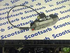 SAAB 9-5 95 Near Side Rear Door Lock Catch Mech 1998 - 2010 4855193 Left Hand