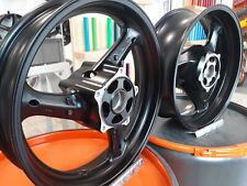 2 Motorradfelgen Motorrad Felgen pulverbeschichten Pulverbeschichtung RAL Farben