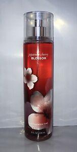Bath & Body Works JAPANESE CHERRY BLOSSOM Fine Fragrance Mist 8 Oz - Ships FREE!