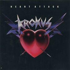 Krokus - Heart Attack CD+ 4 pgs.Booklet  [NEW]