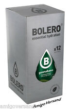 Bolero Drinks-Guanabana - 12 Pouches for 18-36 litre soft drink
