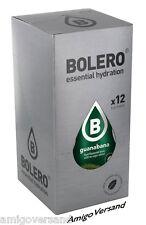 Bolero Drinks - Guanabana - 12 Beutel für 18-36 Liter Erfrischungsgetränk