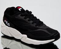 Fila Venom Low Top Women Lifestyle Shoes Black White 2018 Sneakers 1010291-25Y