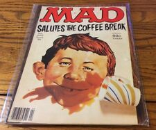 Mad Magazine Back Issue # 222 April 1981 Mad Salutes The Coffee Break