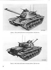 PDF 20 MEDIUM TANK MANUALS 1943-1963 M26 M45 M46 76&90mm HALF-TRACK DVD-ROM