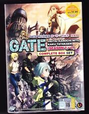 *NEW* GATE: JIETAI KANOCHI NITE SEA. 1 & 2 *24 EPS*ENG SUBS*ANIME DVD*US SELLER*