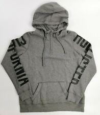 Hollister Womens Half Zip Hoodie - Grey - medium - RRP £29