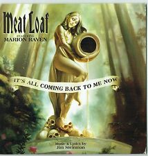 "MEAT LOAF - 5"" CD - It's All Coming Back To Me Now (Promo CD Single) Marion Rav"