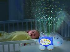 VTech Baby Starlight Sounds Hippo Line Lil Critters Soothing Colorful lights Toy