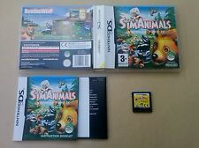 SimAnimals - Nintendo DS Complete with Manual