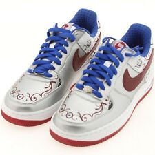US sz 8.0 Nike Air Force 1 One Premium LeBron James Collection Royale zoom air m